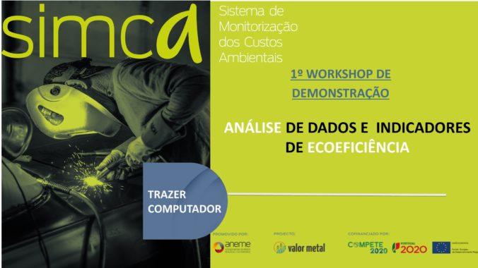 1º Workshop SIMCA - ANEME