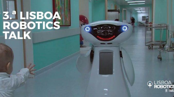 3ª Robotics Talk