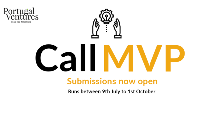 Call For MVP - Portugal Ventures