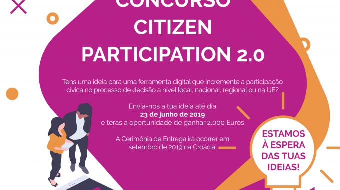 Concurso Citizen Participation 2.0