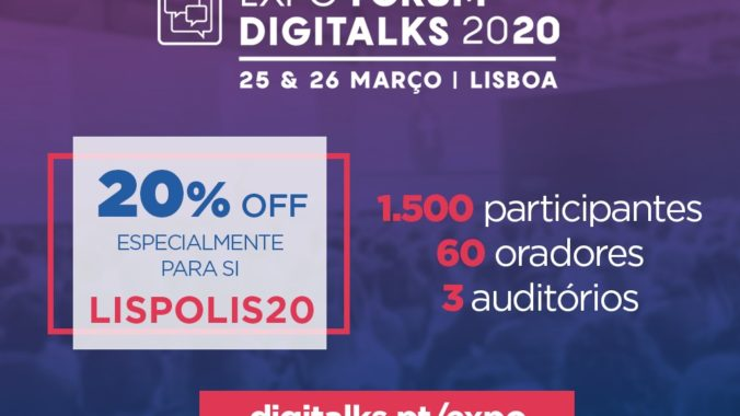 Expo Fórum Digitalks 2020