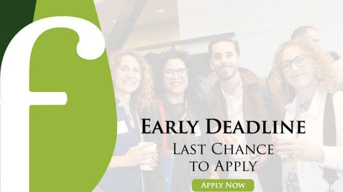 Early Deadline Founder Institute