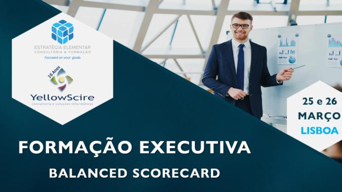 Formação Executiva – Balanced Scorecard