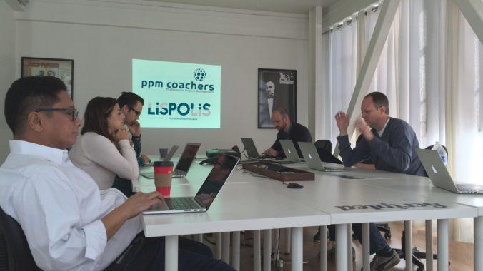 Formação PPM Coachers + LISPOLIS