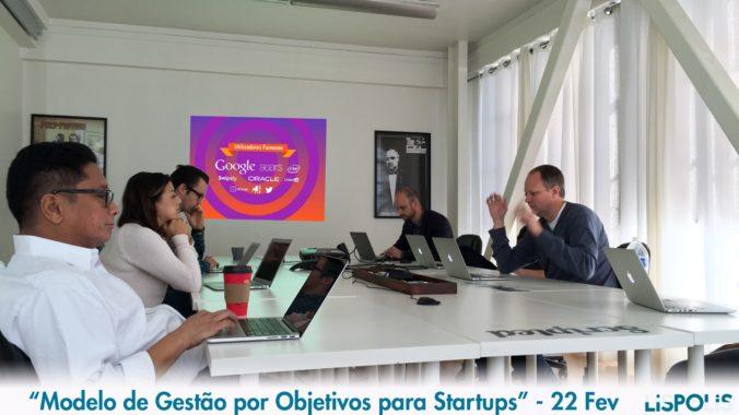 """""""O Modelo De Gestão Por Objetivos Para Startups"""""""