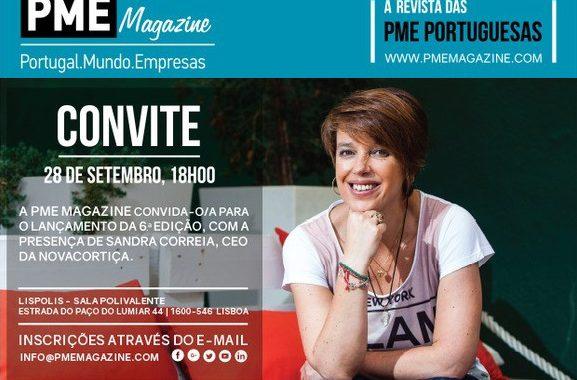Lançamento Da 6ª Edição Da PME Magazine
