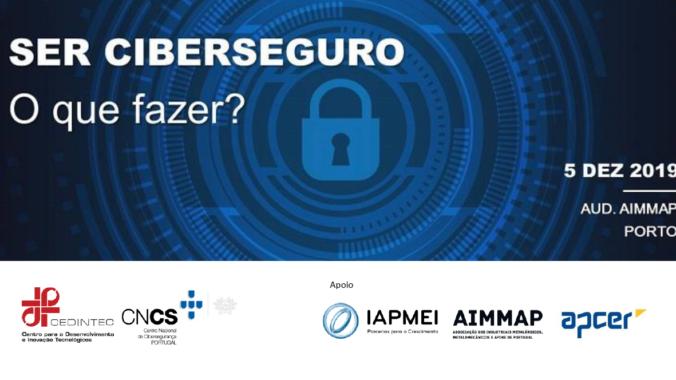 Ser Ciberseguro - O Que Fazer