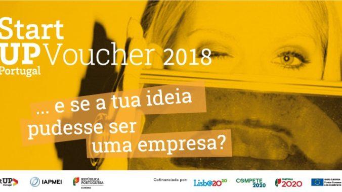Startup Voucher 2018