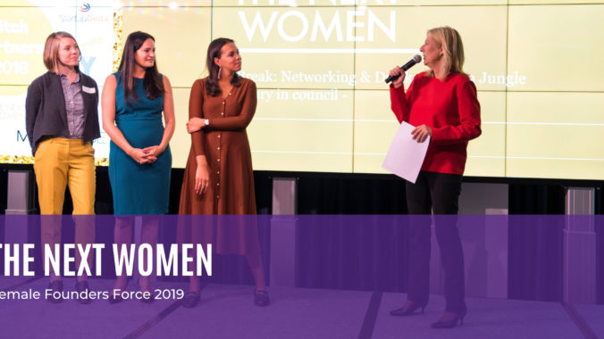 TheNextWomen Female Founders Force Program