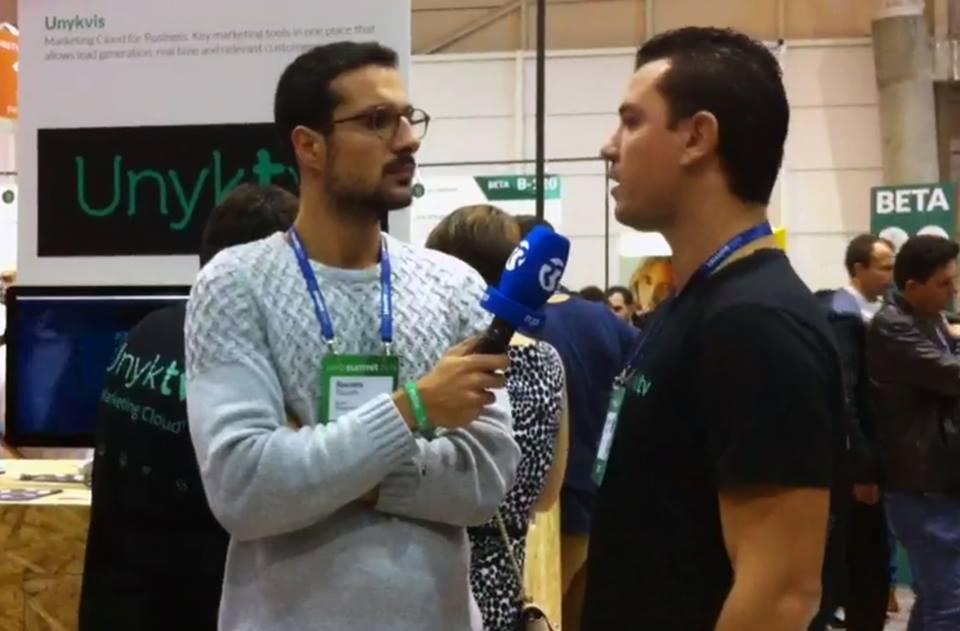 Unyk TV entrevistada pela Rádio Renascença