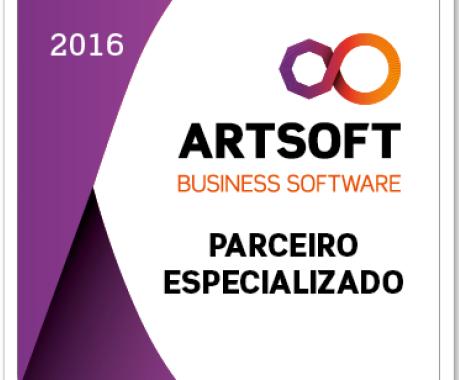 ARTSOFT Parceiro Especializado ArtVision
