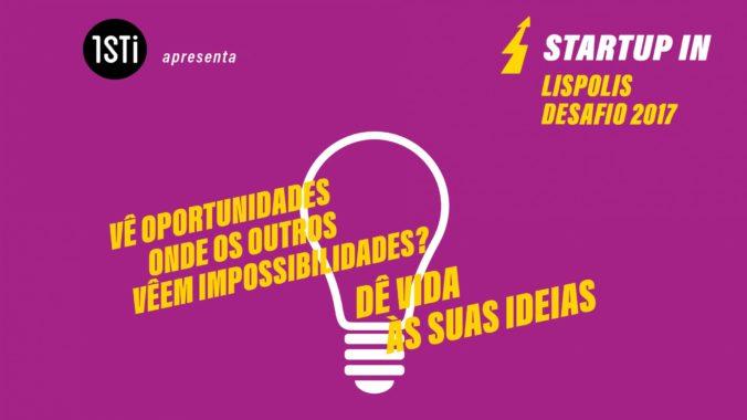 LAST CALL: Concurso StartupIN LISPOLIS Challenge 2017