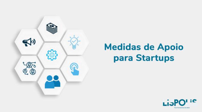 Medidas De Apoio A Startups
