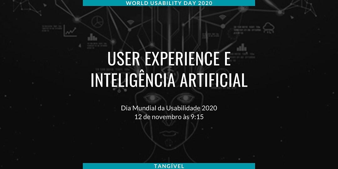 UX & AI Day - 12 Nov 2020