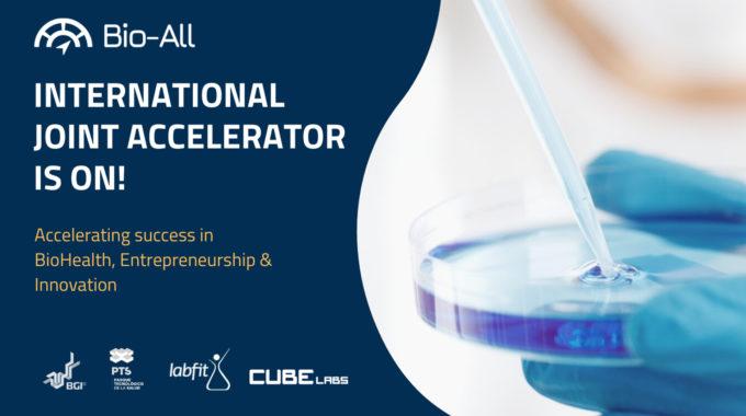 BioAll Gear Box Accelerator 2021
