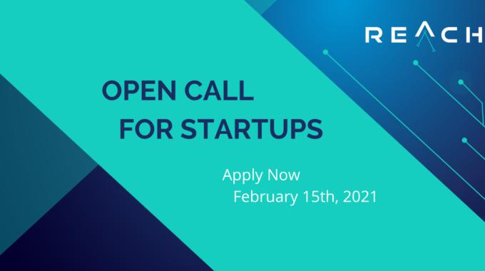 REACH Incubator Open Call