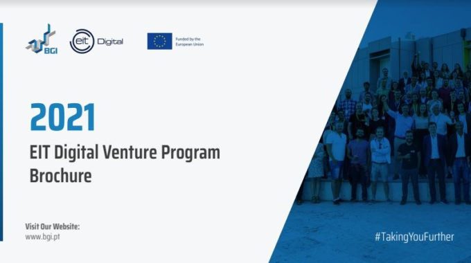 EIT Digital Venture Program 2021