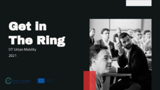 Get In The Ring Urban Mobility 2021