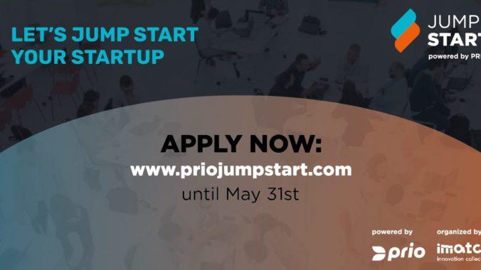Prio Jumpstart 5ª Edição